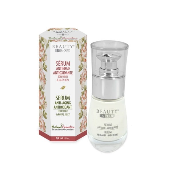 INOUT001 Beauty In&Out Antioxidatives, Anti-aging Serum