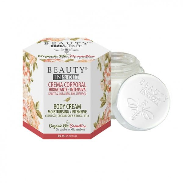 INOUT002 Beauty In&Out intensive feuchtigkeitsspendende Körpercreme